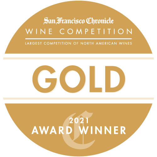2021 San Francisco Wine Competition Gold Medal Image