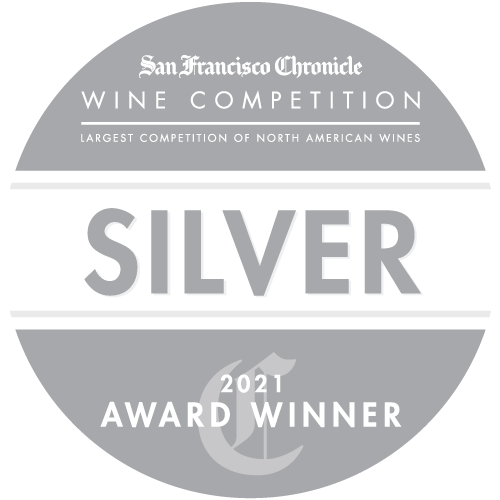 2021 San Francisco Wine Competition Silver Medal Image